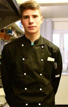 Leon Alexander Görgen Fachkraft im Gastgewerbe 1. Lehrjahr