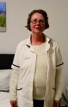 Corinna Rohmann Mitarbeiterin im Housekeeping