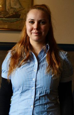 Jaqueline Rohmann  Hotelfachfrau