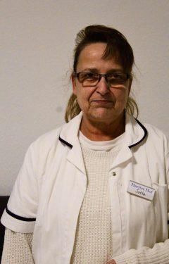 Jutta Schmidt  Mitarbeiterin im Housekeeping