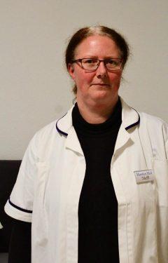 Stefanie Arends Mitarbeiterin im Housekeeping